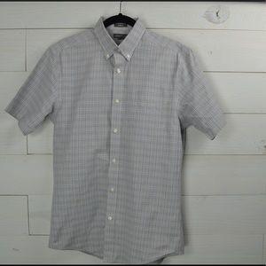 Eddie Bauer button down casual shirt
